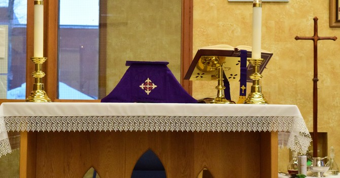 2nd Sunday in Lent, Feb. 28, 2021