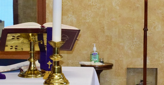 3rd Sunday in Lent, March 7, 2021