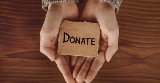 Donations for Mercy Hospice image