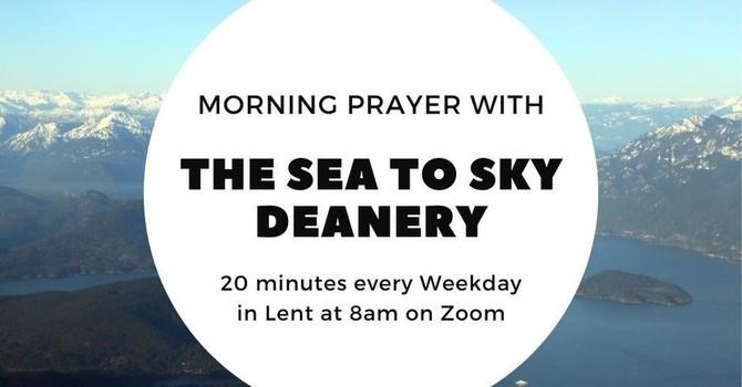 Deanery Morning Prayer image