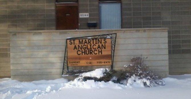 St. Martin's (Fort St. John)