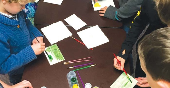 Creativity is Alive at St. Mary's, Kerrisdale image