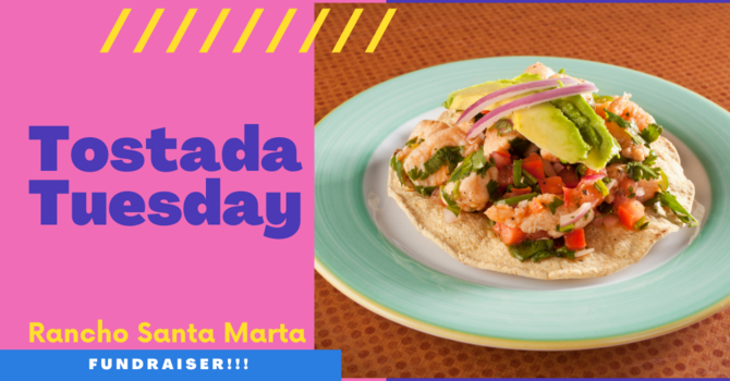 Tostada Tuesday!