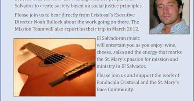 Creating Justice in El Salvador image