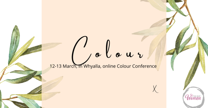 Colour Conference Online in Whyalla