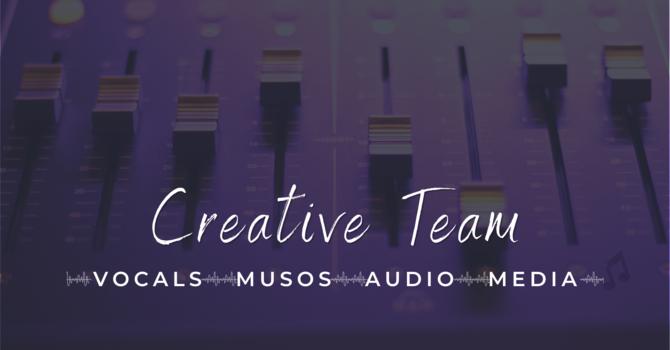 Creative Team