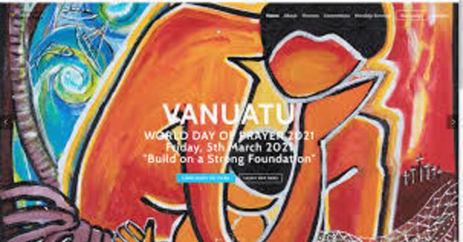 World Day of Prayer - Focus on Vanuatu