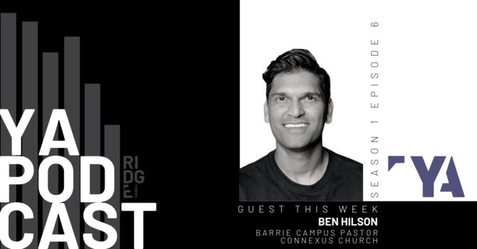 YA Podcast   Guest: Ben Hilson