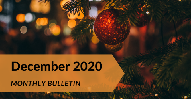 December 2020 Monthly Bulletin image