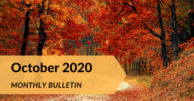 October 2020 Monthly Bulletin image