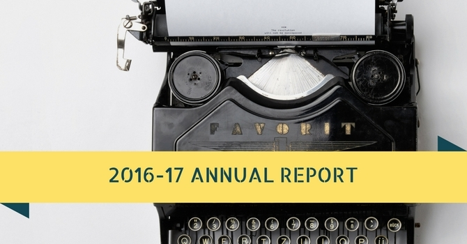 Read our Annual Report image