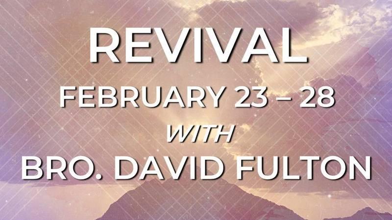 February 23, 2021 - Revival Night 1