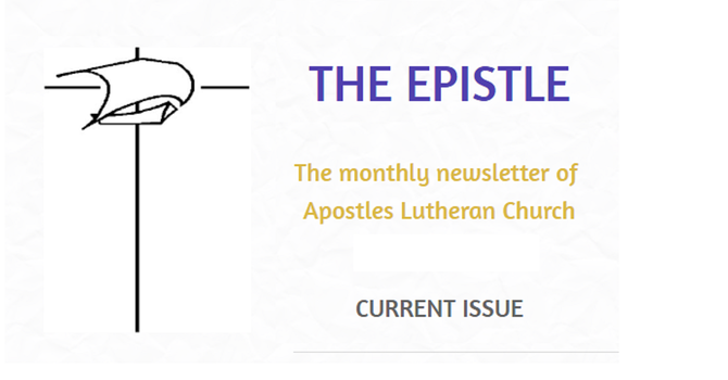 Epistle Newsletter - Feb. 2021 image