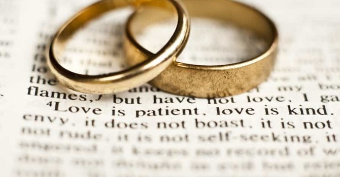 Love In Marriage image
