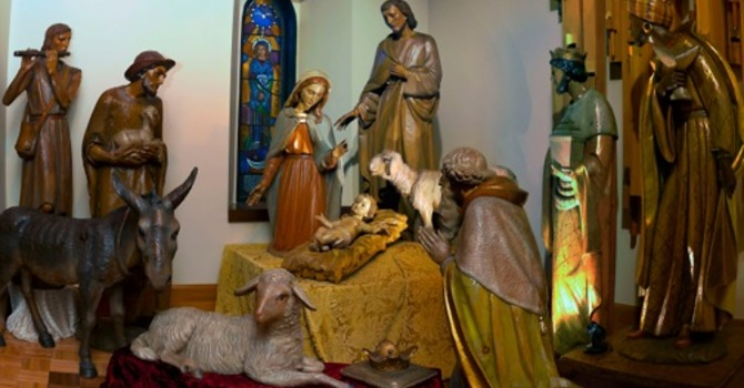 Christ Church Cathedral Receives the Gift of the Magi image