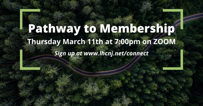 Pathway to Membership