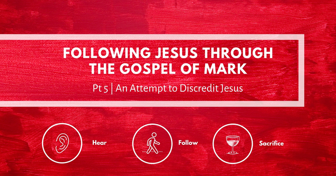 An Attempt to Discredit Jesus