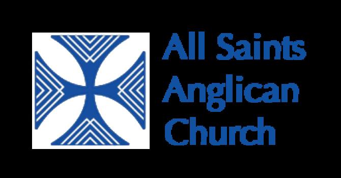 New All Saints Logo image
