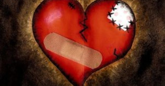 Healing from the Pain of Your Past