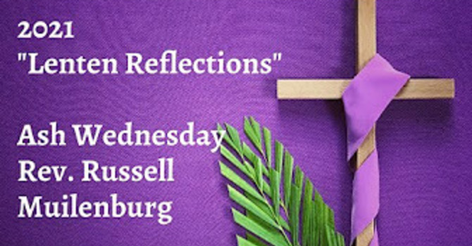 COMMUNITY LENTEN REFLECTIONS image
