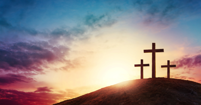 Good Friday & Easter image