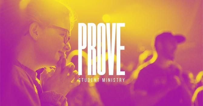 PROVE Youth & Young Adult Ministry