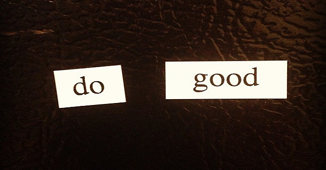 Do gooder....   image