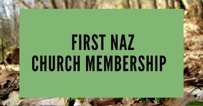 Church Membership Class