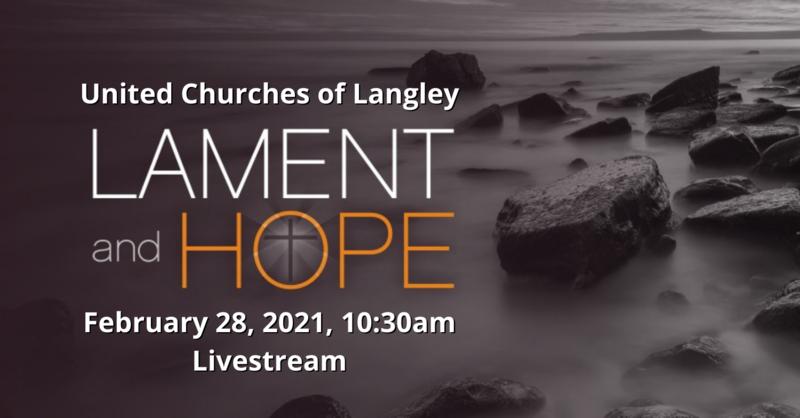 Lament & Hope