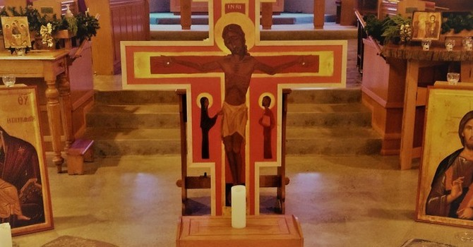 February 17, 2021 - Ash Wednesday in the way of the Taize Community