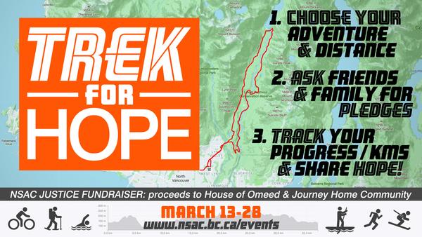 Trek for Hope