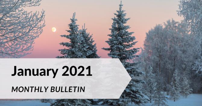 January Bulletin image