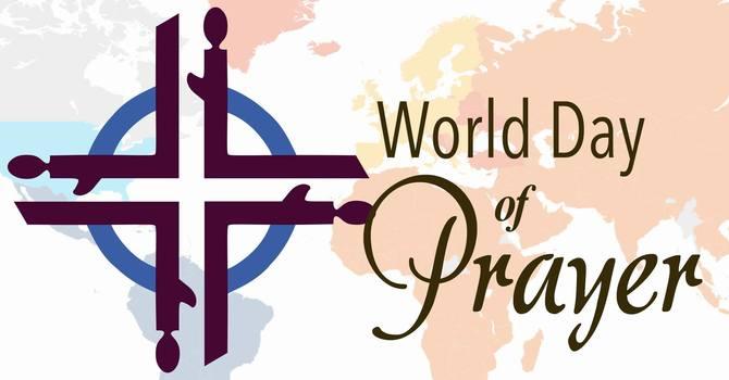 World Day of Prayer 2021 Virtual Service