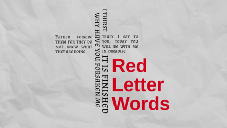 Red Letter Words