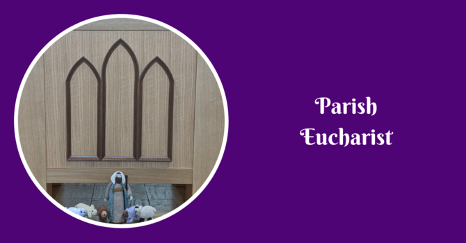 Parish Eucharist - Feburary 28, 2021 image