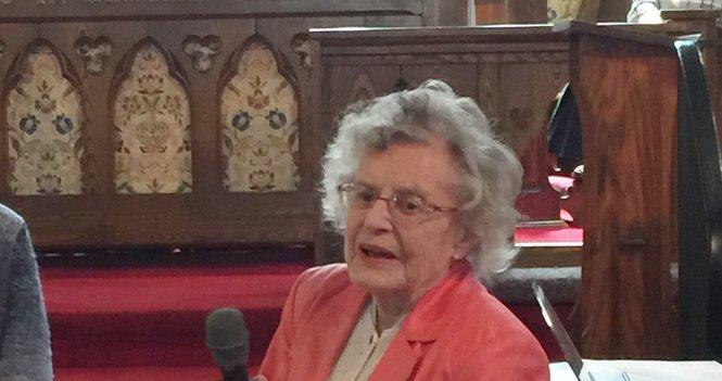 100th Birthday Celebration for June Laver