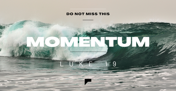 MOMENTUM    Do Not Miss This