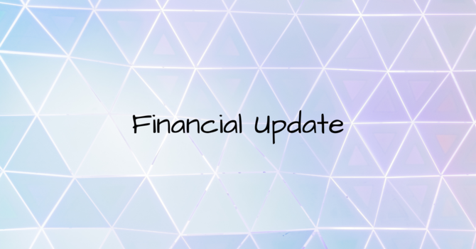 MCA Financial Update image