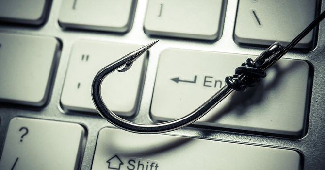 Phishing for your personal info: how to protect yourself image