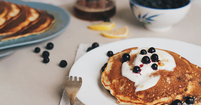 Pancakes and Ashes image