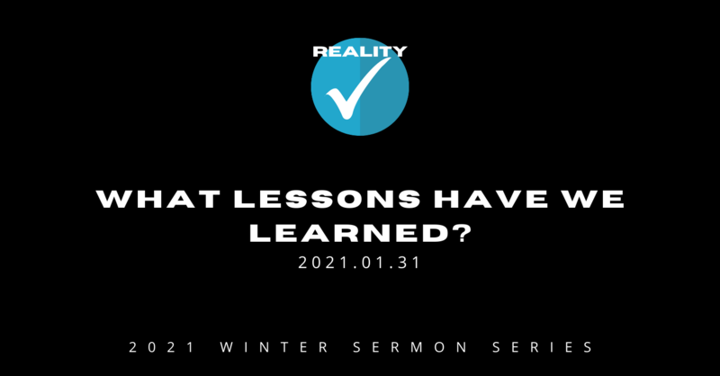 3. What Lessons Have We Learned?