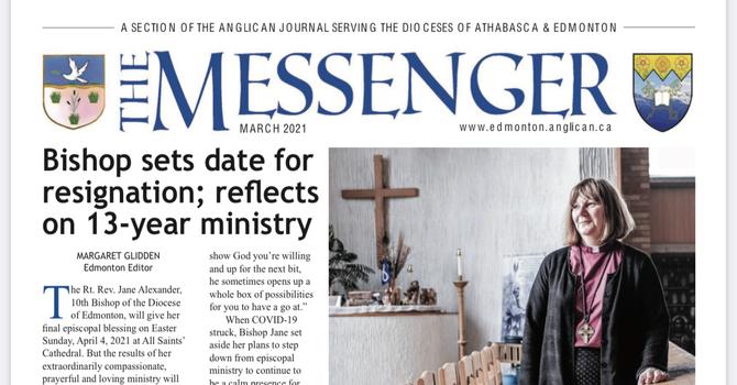 The Anglican Messenger image