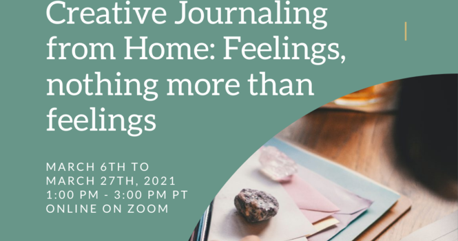 Creative Journaling From Home