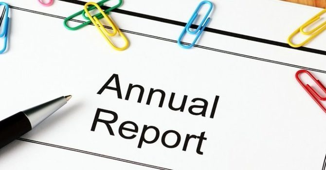 First United Church 2020 Annual Report  image