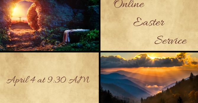 Online Easter Service