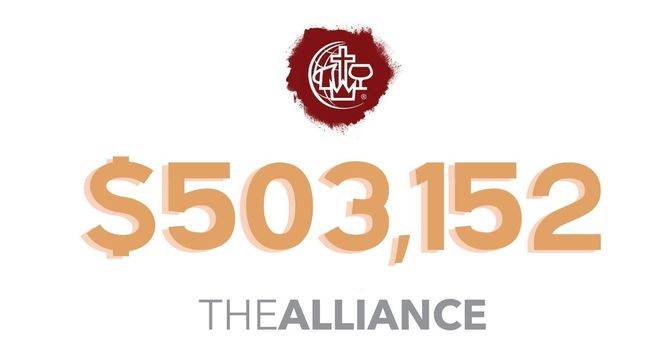 We Celebrate $500,000 to World Missions! image