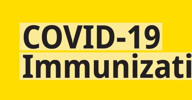 Covid-19 Immunization Update