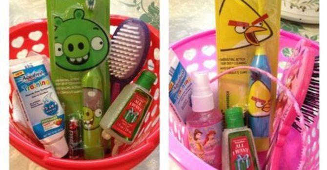 Help Make Hygiene Kits  image