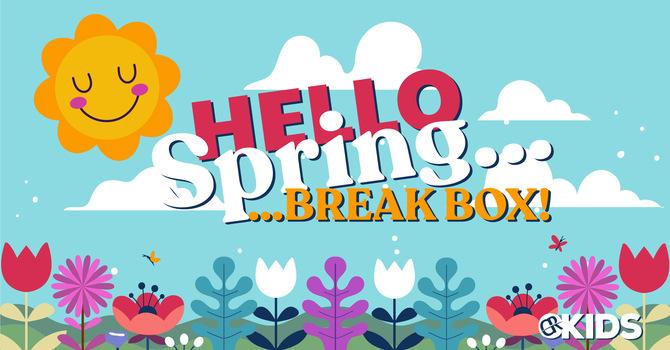 Hello Spring...Break Box!