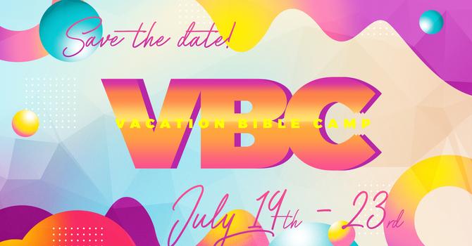 VBC 2021 - Mark your Calendars